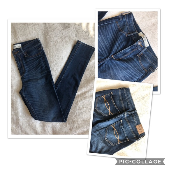 Abercrombie & Fitch Denim - 🌷Abercrombie jeans 👖HIGH WAISTED